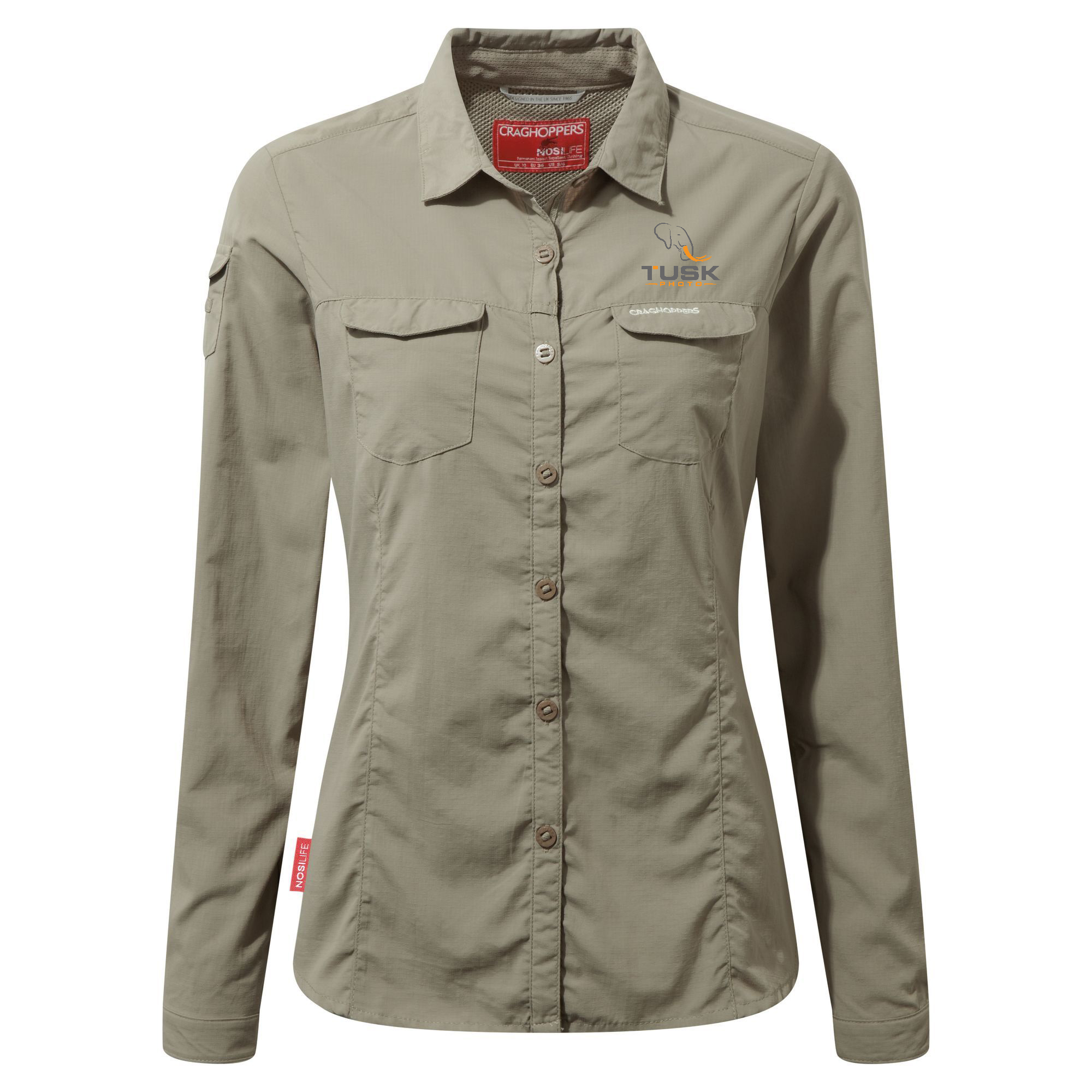 18178086 LADIES NOSILIFE ADVENTURE LONG-SLEEVED SHIRT | Tusk Photo